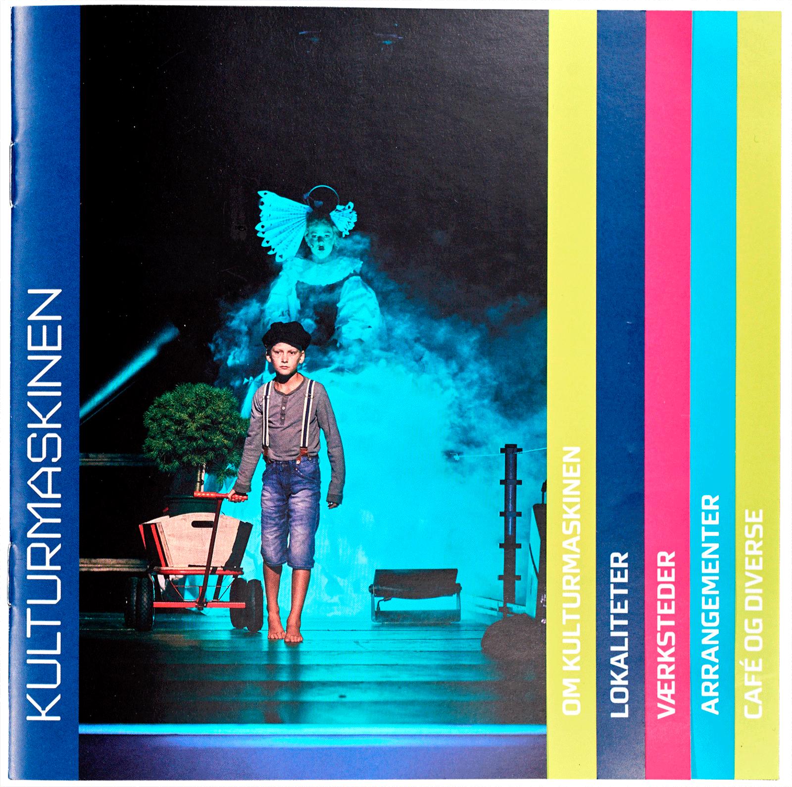 Kulturmaskinen brochure