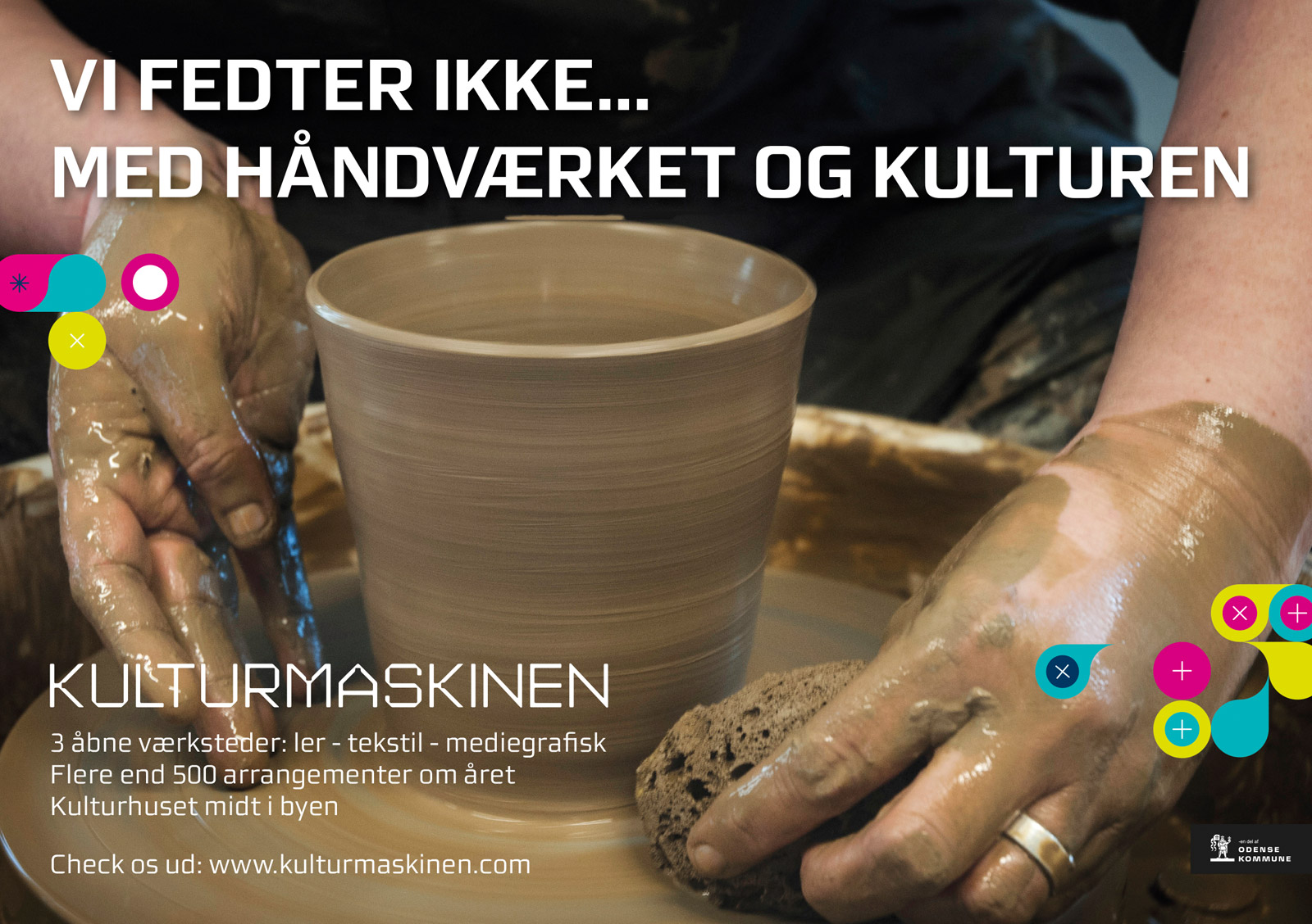 Annonce Kulturmaskinen0